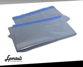 Envelope de plástico de segurança